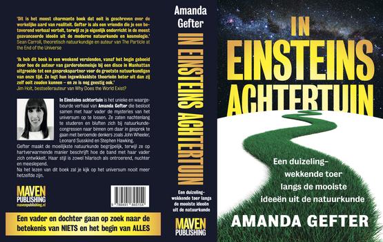 In Einsteins achtertuin