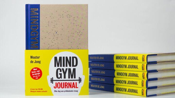 Meer focus, rust én energie met Mindgym Journal van Wouter de Jong