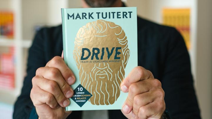 Altijd scherp én relaxed op je doel af met DRIVE van Mark Tuitert