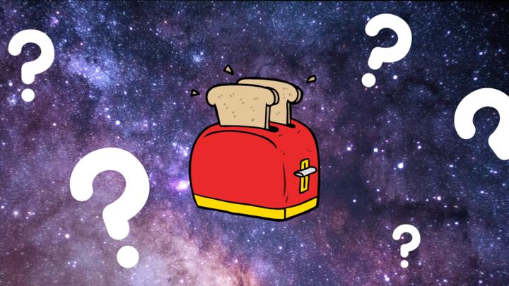 Wat je broodrooster je over het universum kan vertellen