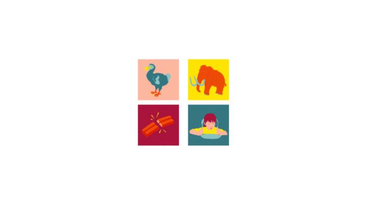 Het afvalputje van emoji