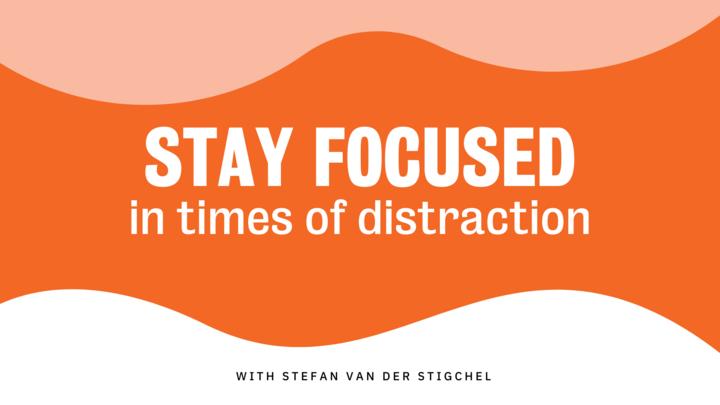 MIT Press Live met Stefan van der Stigchel