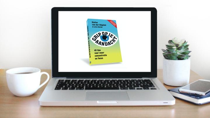 Boek het webinar Grip op je aandacht voor je team